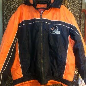 Chicago bears NFL Coat Xl